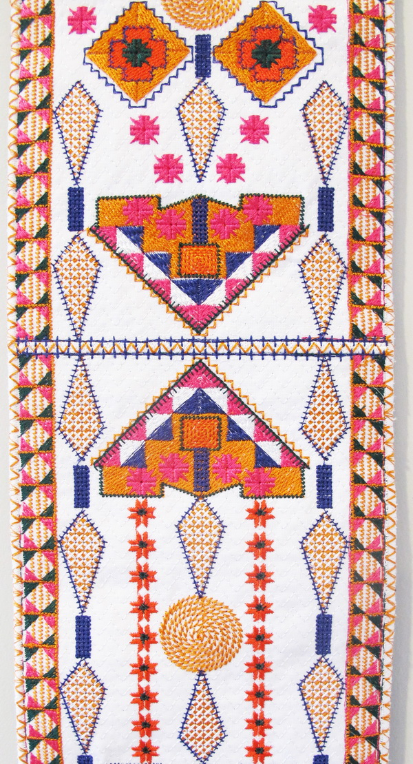 Wall hanging embroidery designs