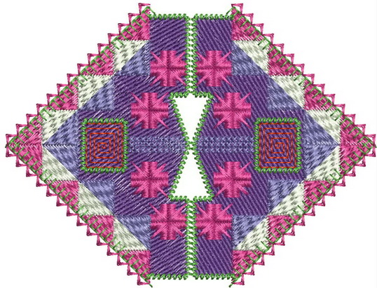 Desert Traditions Machine Embroidery Designs