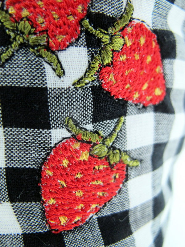 Strawberry Fields Forever Machine Embroidery Designs