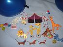 Hey Day Circus Machine Embroidery Design Instructions
