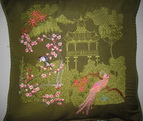 Cherry Blossoms Machine Embroidery Design Instructions