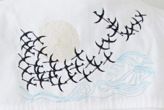 Whisper of Wings Machine Embroidery Designs by Stitchingart