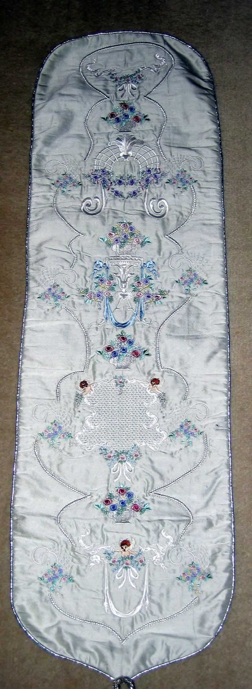 Classical Machine Embroidery Designs