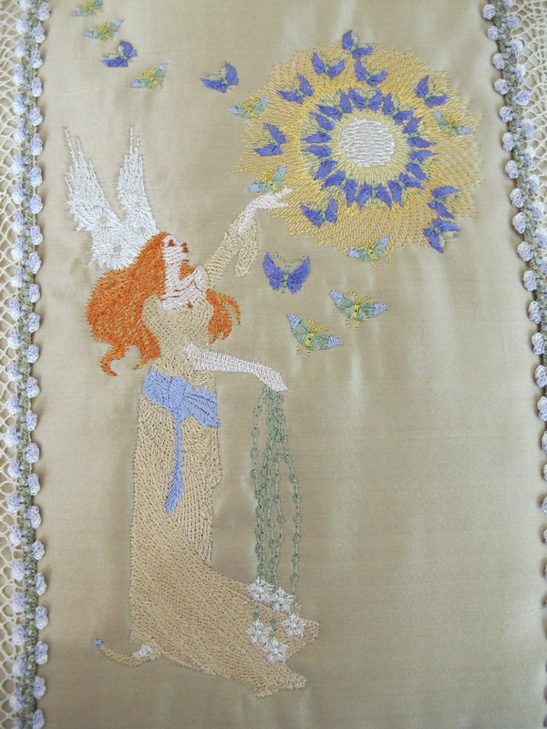 Adorabelle Fairy Machine Embroidery Designs