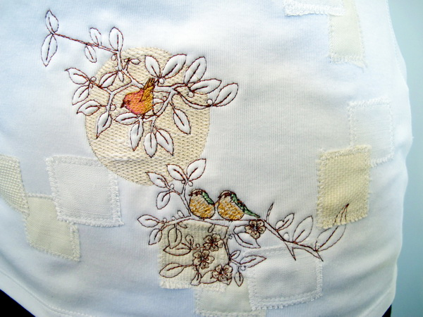 Blossoms in the Wind Machine Embroidery Designs