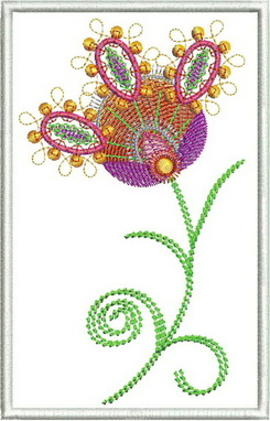 Feast of Colour Machine Embroidery Designs