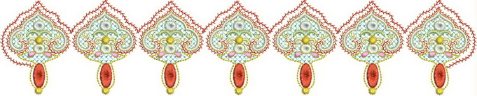Harmony Machine Embroidery Designs