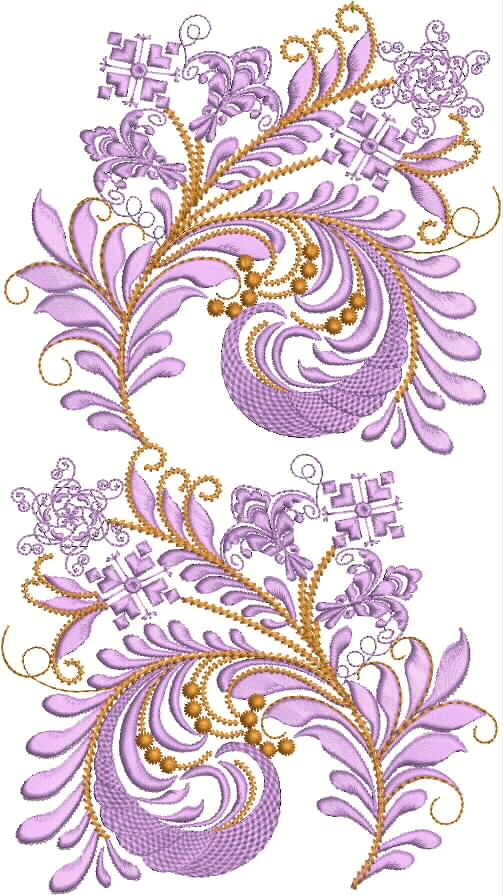 It's Nice Machine Embroidery Designs by Stitchingart.