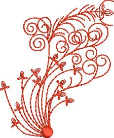 Mayil Machine Embroidery Designs