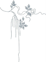 Reflection of the Orient Machine Embroidery Designs