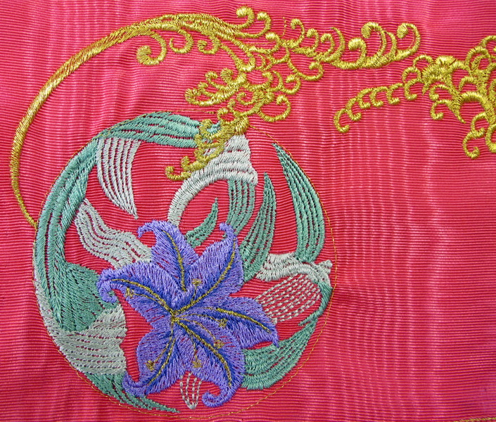 Saki Machine Embroidery Designs