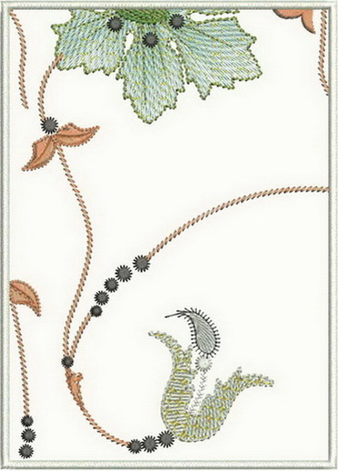 Vasanta Machine Embroidery Designs