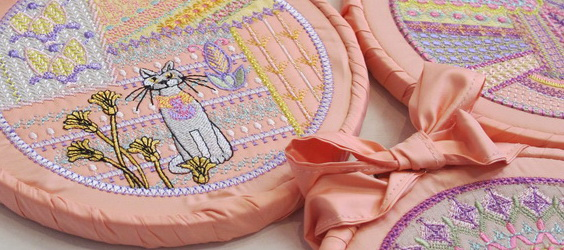 Stitchingart - Free Machine Embroidery Designs and Patterns