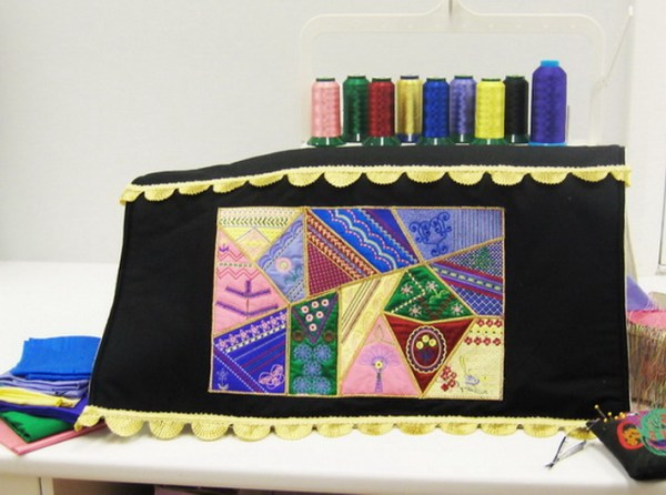 Stitchingart - Machine Embroidery Designs. Sewing Machine Covers