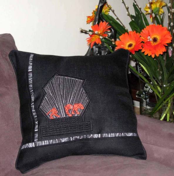 Art Deco Machine Embroidery Designs by StitchingArt