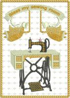 Sewing Angels Machine Embroidery Designs