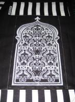 Ebony and Ivory Machine Embroidery Designs