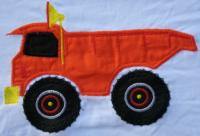 Boys Toys Machine Embroidery Designs