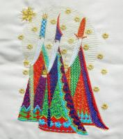 Christmas 2011 Machine Embroidery Designs