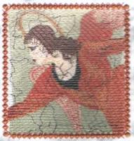 Renaissance Angel Machine Embroidery Designs
