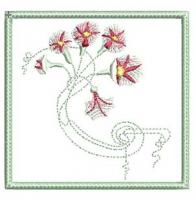 Fabia Machine Embroidery Designs
