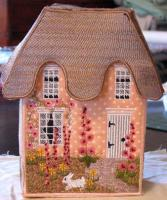 Rose Cottage Machine Embroidery Designs