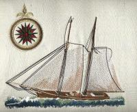 Maritime Machine Embroidery Designs